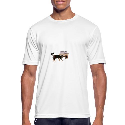 Grosser Drag - Andningsaktiv T-shirt herr