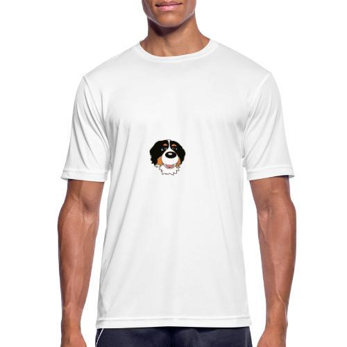bernerhane - Andningsaktiv T-shirt herr