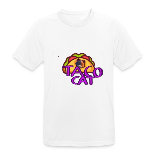 TACO CAT - Andningsaktiv T-shirt herr