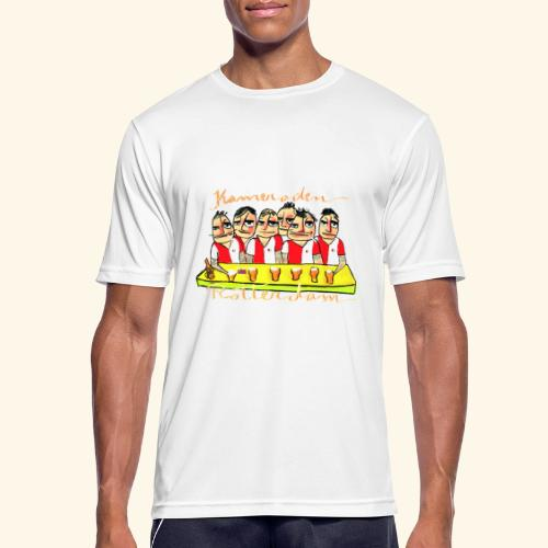 Kameraden Feyenoord - Mannen T-shirt ademend actief