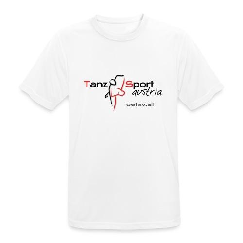 Logo OTSV V1 Internet gif - Männer T-Shirt atmungsaktiv