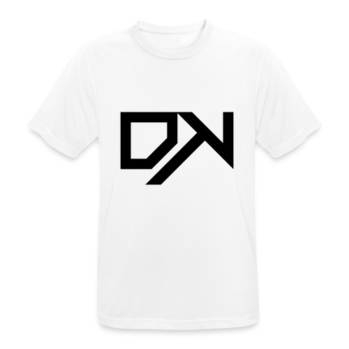 DewKee Logo Samung Galaxy S4 Case Black - Men's Breathable T-Shirt