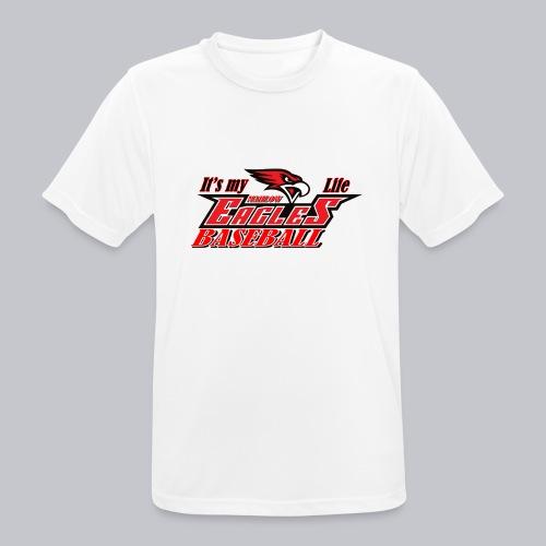 it s my life - Männer T-Shirt atmungsaktiv
