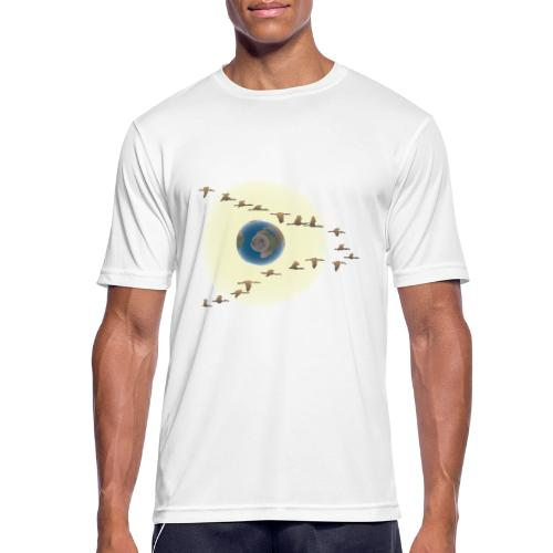 190426 The Silent Sun - Camiseta hombre transpirable