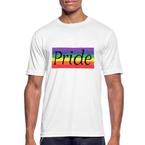 Pride | Regenbogen | LGBT - Männer T-Shirt atmungsaktiv