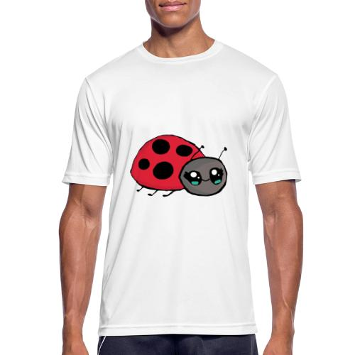 Pirouette la coccinelle - T-shirt respirant Homme