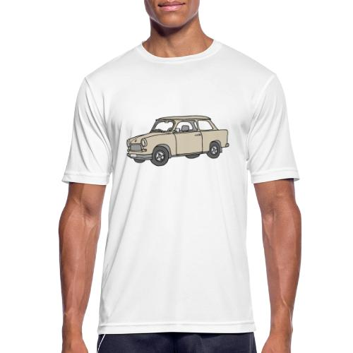Trabi, Trabant (papyrus) - Männer T-Shirt atmungsaktiv