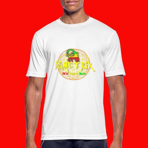 SÜEMTRIX FANSHOP - Männer T-Shirt atmungsaktiv