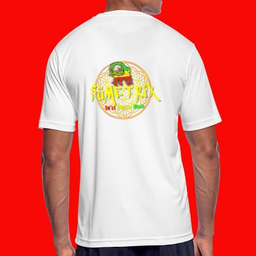 SÜMETRIX FANSHOP - Männer T-Shirt atmungsaktiv