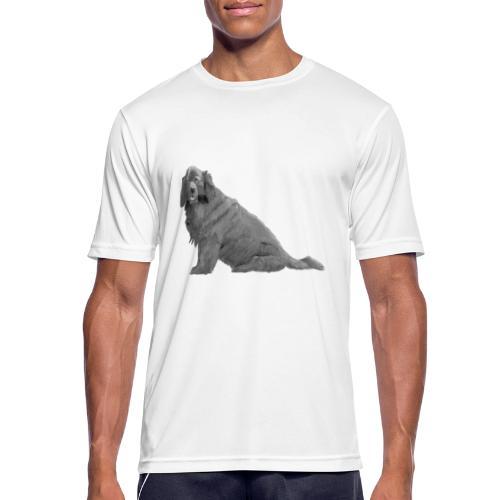 newfoundland - Herre T-shirt svedtransporterende