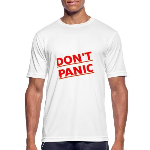 DON T PANIC 2 - Men's Breathable T-Shirt