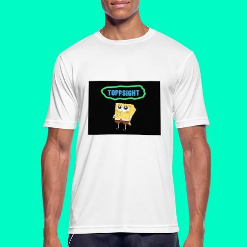 Topsight - Andningsaktiv T-shirt herr