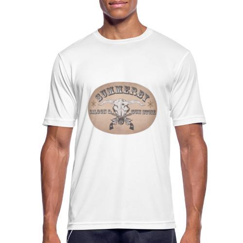 Summerby Saloon - Männer T-Shirt atmungsaktiv