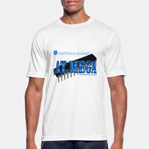 dATisMEGA - Männer T-Shirt atmungsaktiv