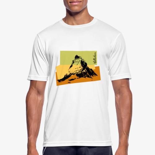 Matterhorn - Men's Breathable T-Shirt