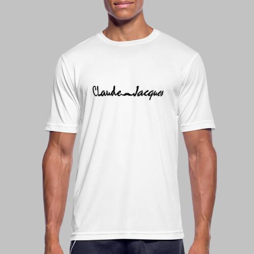 Claude-Jacques Hoodie - Men's Breathable T-Shirt