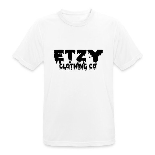 ETZY BASIC - T-shirt respirant Homme