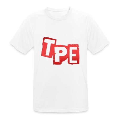 TPE iPhone6/6s Plus skal - Andningsaktiv T-shirt herr