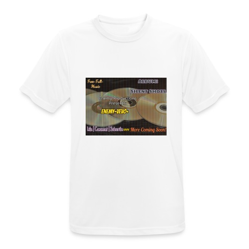 Enemy_Vevo_Picture - Men's Breathable T-Shirt