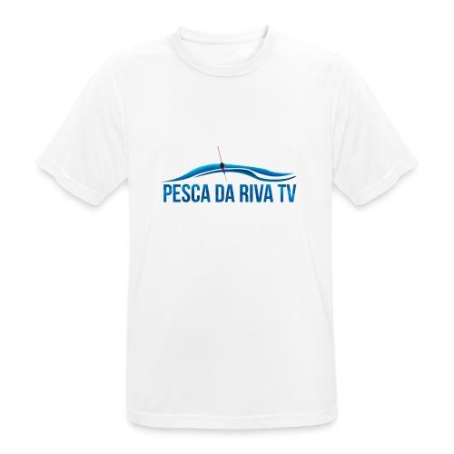Pesca da riva TV - Maglietta da uomo traspirante