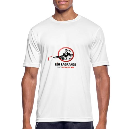 Léo Lagrange Nantes Aviron - T-shirt respirant Homme