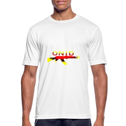 ONID-22 - Maglietta da uomo traspirante