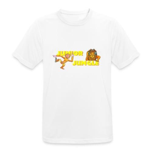T-charax-logo - Men's Breathable T-Shirt