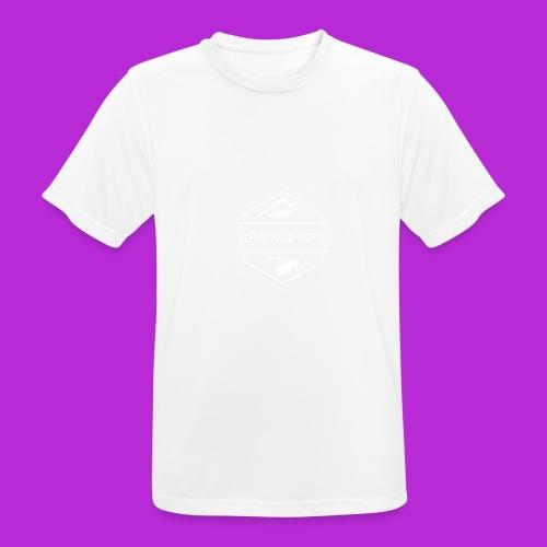Women Long-Sleeved T-Shirt - Men's Breathable T-Shirt