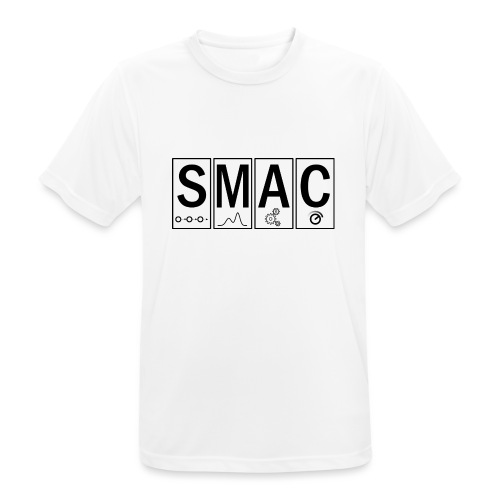 SMAC3_large - Men's Breathable T-Shirt