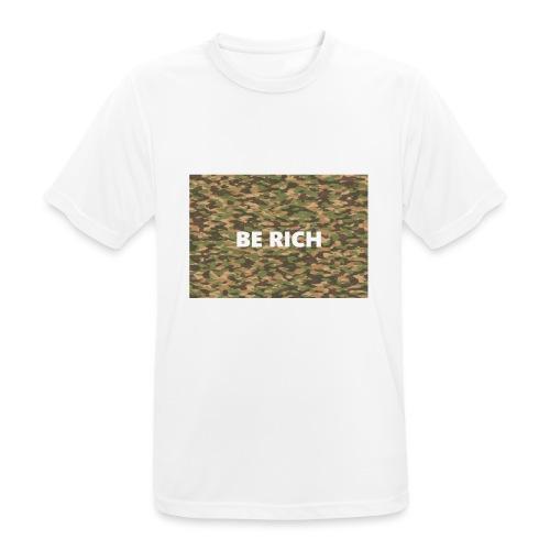 ARMY TINT - Mannen T-shirt ademend actief