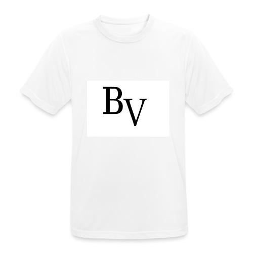 BossVibes - Herre T-shirt svedtransporterende