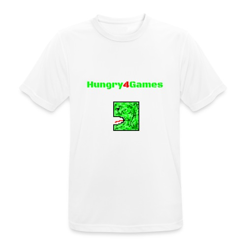 A mosquito hungry4games - Men's Breathable T-Shirt