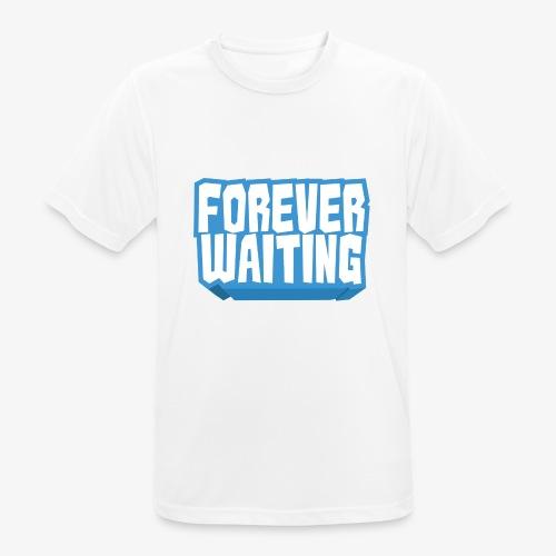 Forever Waiting - Men's Breathable T-Shirt
