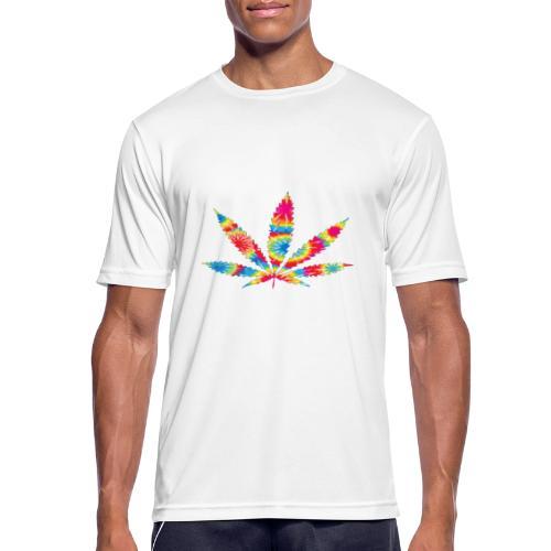 wiet spacy - Mannen T-shirt ademend actief