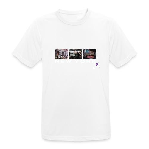 new york color ohne kontu - Männer T-Shirt atmungsaktiv