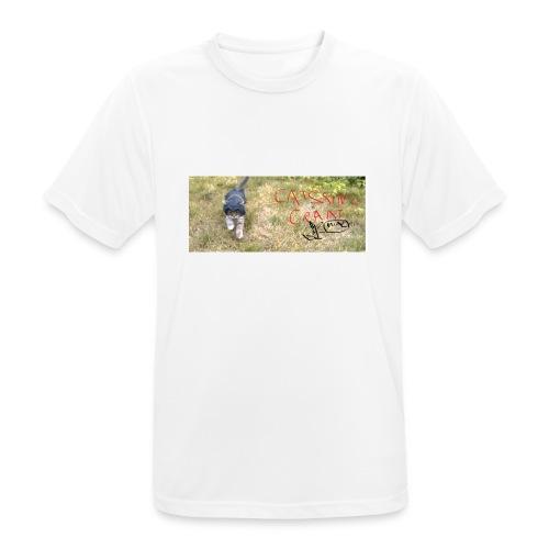 catssin's craat - Koszulka męska oddychająca