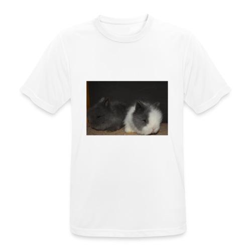 TEDDYS - Camiseta hombre transpirable