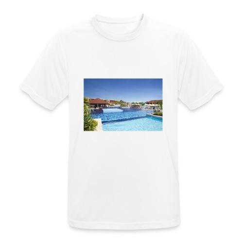 splendide piscine - T-shirt respirant Homme