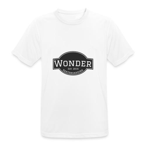 Wonder T-shirt - ol' small logo - Herre T-shirt svedtransporterende