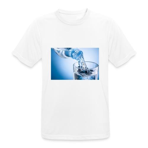 vand - Herre T-shirt svedtransporterende