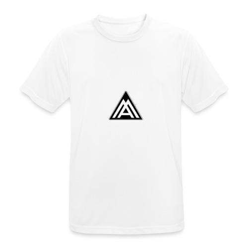 AM - Maglietta da uomo traspirante