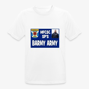 Barmy Army - Men's Breathable T-Shirt
