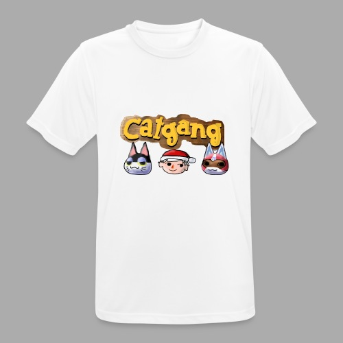 Animal Crossing CatGang - Männer T-Shirt atmungsaktiv