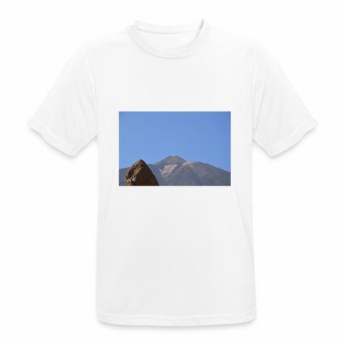 Teide - Teneriffa - Männer T-Shirt atmungsaktiv