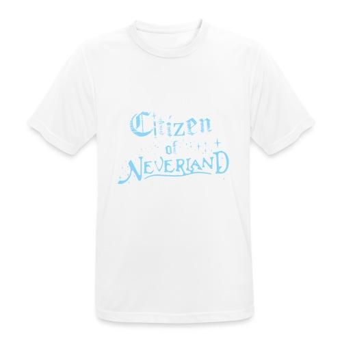 Citizen_blue 02 - Men's Breathable T-Shirt