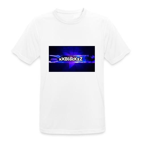 XxBlacKzZ - Männer T-Shirt atmungsaktiv