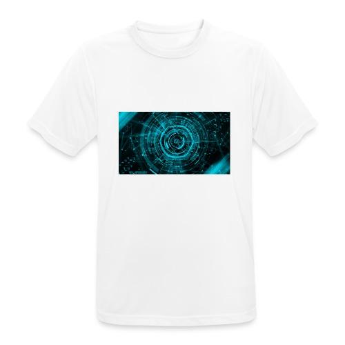 Keepi v1 - Männer T-Shirt atmungsaktiv