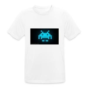 space invador - Men's Breathable T-Shirt