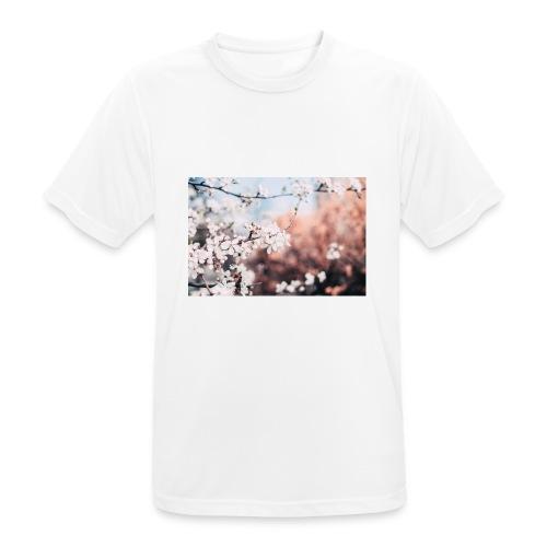 Kirschbaum - Männer T-Shirt atmungsaktiv