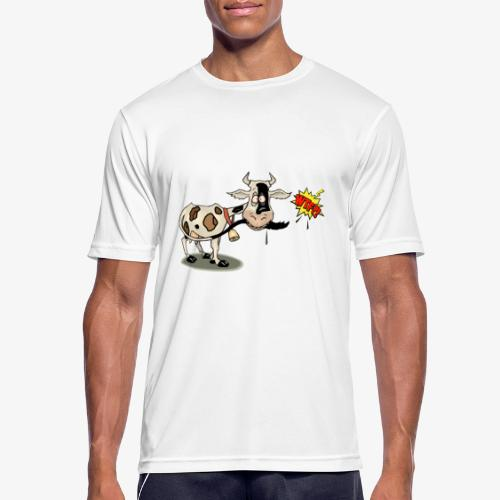Vaquita - Camiseta hombre transpirable